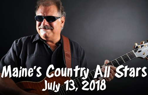 Maine Country All Stars at poland spring resort